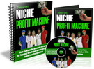 Online Marketing: Niche Profit Machine - Audio Course