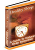 Thumbnail Healthy Sleep: A Guide To Natural Sleep Remedies