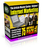 Thumbnail Article Master Series 1: 75 Internet Marketing Articles