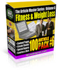 Thumbnail Article Master Series 6: 100 Fitness & Weight Loss Articles