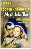 Thumbnail Meet John Doe (1941)