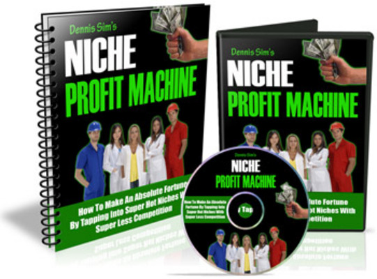 Product picture Online Marketing: Niche Profit Machine - Audio Course
