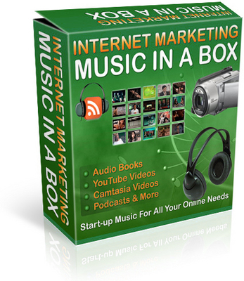 Product picture Internet Marketing Music - 101 Royalty Free Clips