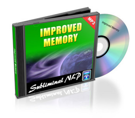 Product picture Subliminal Audio - Improved Memory