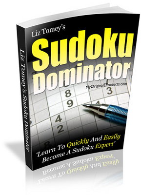 Product picture Sudoku Dominator with Master Resale Rights
