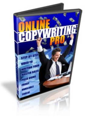 Product picture Online Copywriting Pro Videos + Master Resale Rights