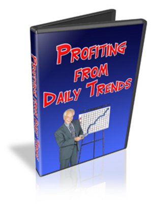 Product picture Profiting From Daily Hot Trends + Master Resale Rights