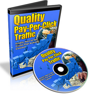 Product picture Quality Pay Per Click Traffic Videos