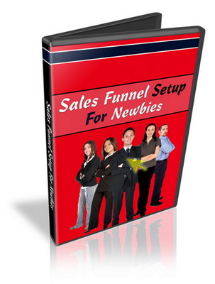 Product picture Sales Funnel Setup For Newbies + Master Resale Rights