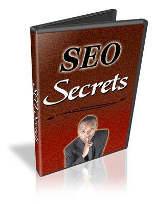 Product picture Search Engine Optimization Secrets