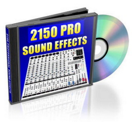 Product picture 2150 Royalty Free Professional Sound Effects