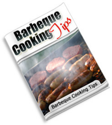 Product picture Barbeque Cooking Tips