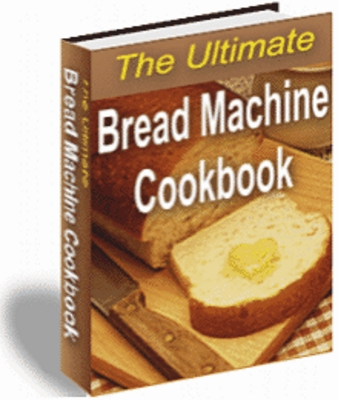 Product picture The Ultimate Bread Machine Cookbook