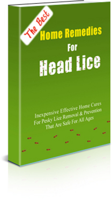 Product picture The Best Home Remedies for Head Lice