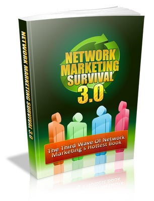 Product picture Network Marketing Survival 3.0