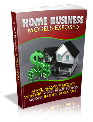 Product picture Home Business Models Exposed