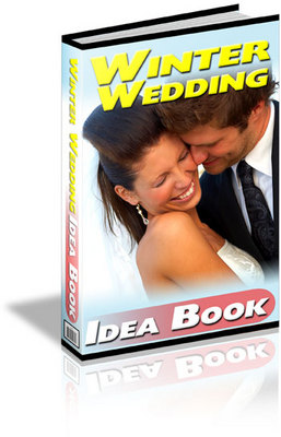 Product picture Winter Wedding Idea Book