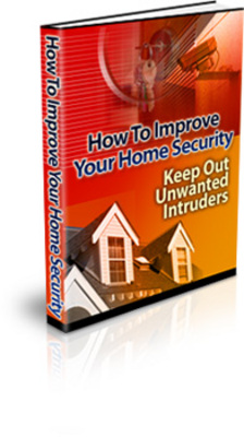 Product picture How To Improve Your Home Security