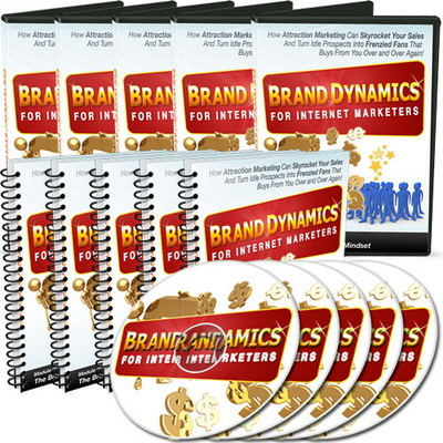Product picture Brand Dynamics for IM Marketers with Master Resale Rights