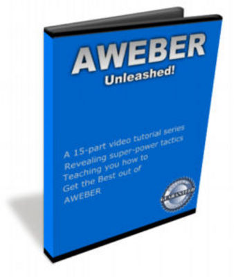 Product picture Aweber Unleashed! Video Tutorial + Master Resale Rights