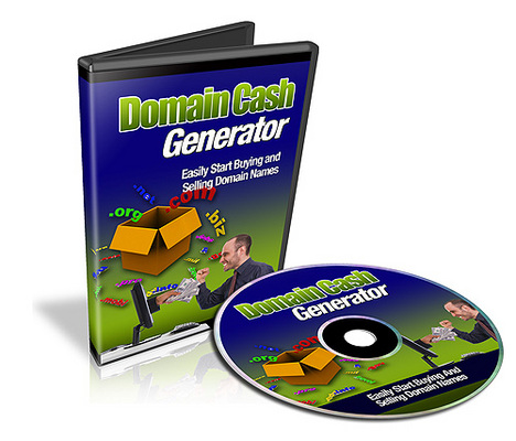 Product picture Domain Cash Generator + Resale Rights