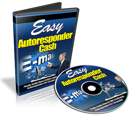 Product picture Easy Email Autoresponder Cash System + Resale Rights