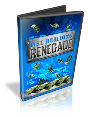 Product picture List Building Renegade System + Master Resale Rights