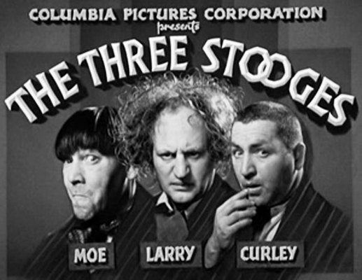 Product picture 3 Stooges: Disorder in The Court (1936)