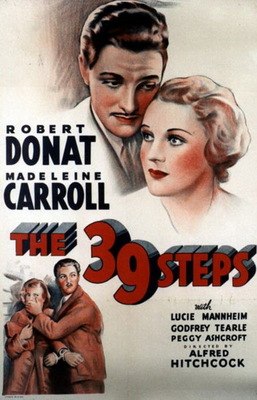 Product picture The 39 Steps (1935)