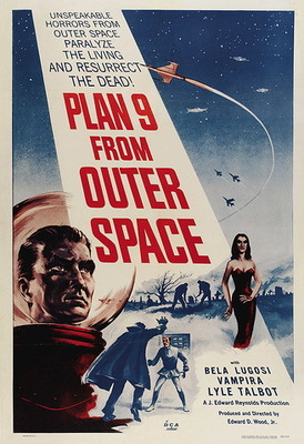 Product picture Plan 9 from Outer Space (1959)